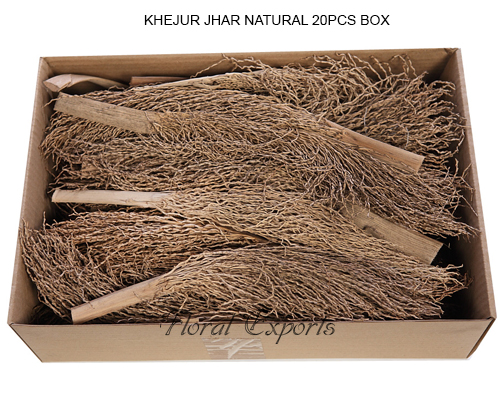 KHEJUR JHAR NATURAL 20PCS BOX