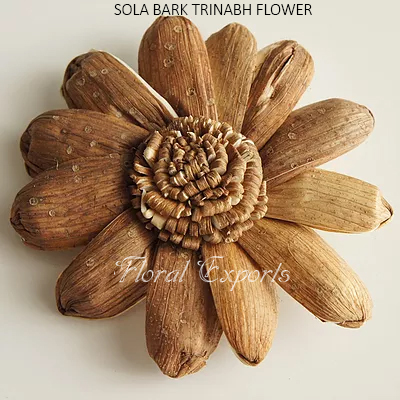 OLA BARK TRINABH FLOWER - Sola Wood Flowers Suppliers