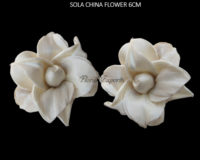 SOLA CHINA FLOWER 6CM