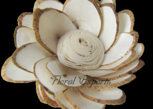 SOLA CHIP HALF KADAM FLOWER - Sola Wood Flowers Manufacturer