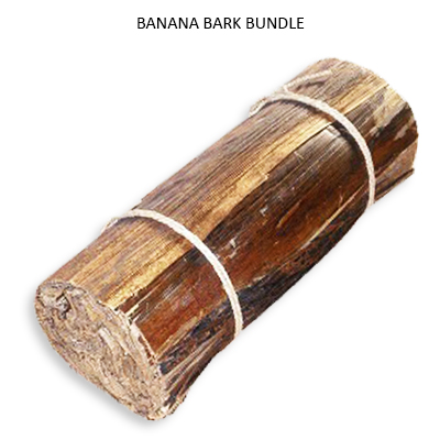 BANANA BARK BUNDLE