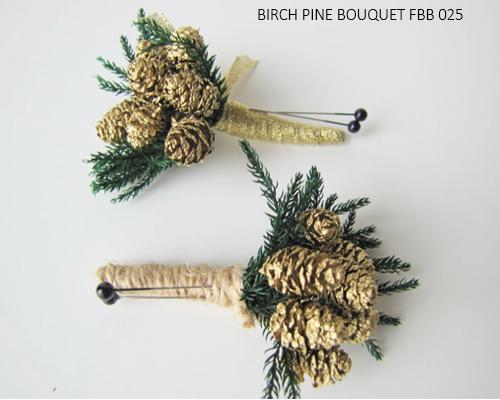 BIRCH PINE BOUQUET FBB 025