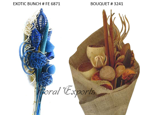 EXOTIC BUNCH # FE 6871, BOUQUET # 3241