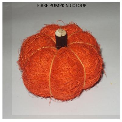 FIBRE PUMPKIN COLOUR