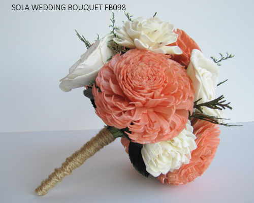 SOLA WEDDING BOUQUET FB098