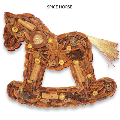 SPICE HORSE.