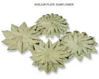 KHEJUR PLATE SUNFLOWER - Large Bird Toys