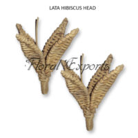 LATA HIBISCUS HEAD - Bird Toys Parts USA