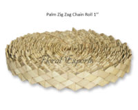 Palm Zig Zag Chain Roll 1''