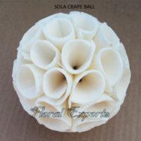 SOLA CRAPE BALL