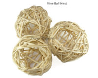 Vine Ball Nest - Macaw Toys