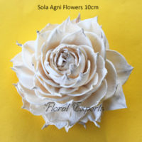 Sola Agni Flowers 10cm - Sola Wood Flower Purchase