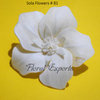 Sola Flowers Design No 81 - Sola Wood Flowers Canada