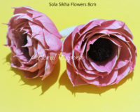 Sola Sikha Flowers 8cm - Shola Wood Flowers Purchase